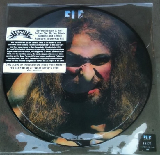 Elf Limited Edition Picture Disc